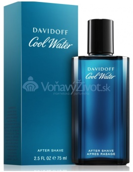 Davidoff Cool Water After Shave M 75ml