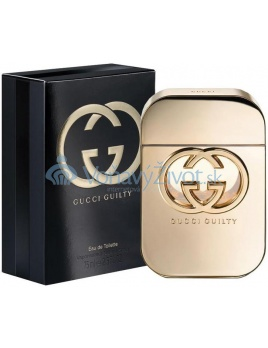Gucci Guilty W EDT 75ml