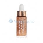 L'Oréal Paris Glow Mon Amour tekutý rozjasňovač 02 Loving Peach 15ml