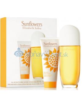 Elizabeth Arden Sunflowers W EDT 100ml + BL 100ml