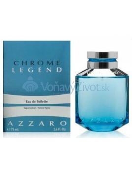Azzaro Chrome Legend M EDT 75ml