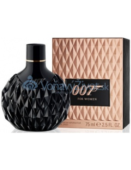 James Bond 007 For Women W EDP 75ml