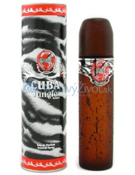 Cuba Jungle Zebra W EDP 100ml