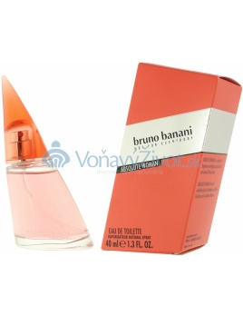 Bruno Banani Absolute Woman W EDT 40ml