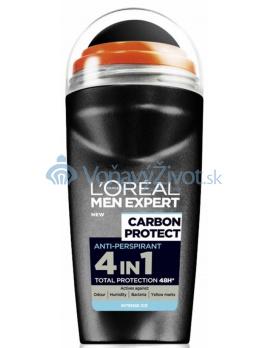 L'Oréal Paris Men Expert Carbon Protect Anti-Perspirant Roll-On 50ml