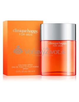 Clinique Happy For Men M EDC 100ml