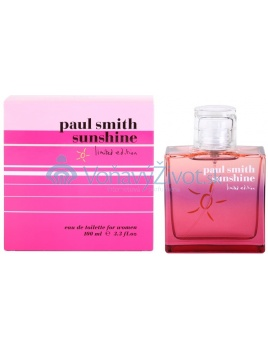 Paul Smith Sunshine Edition For Women 2014 W EDT 100ml
