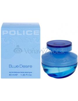 Police Blue Desire W EDT 40ml