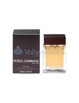Dolce Gabbana The One  For Men M EDT 50ml
