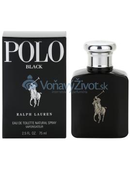 Ralph Lauren Polo Black M EDT 75ml