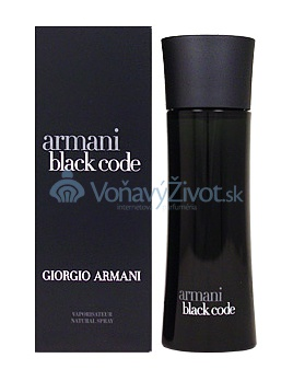 ARMANI Code for Men Voda po holení 100ml M