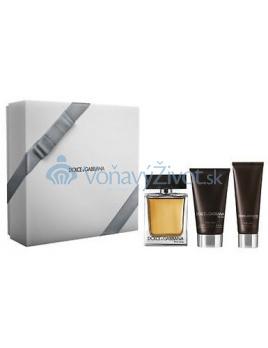 Dolce & Gabbana The One For Men M EDT 100ml + ASB 75ml + SG 50ml