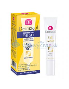 Dermacol Eye Gold Gel 15ml W