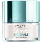 L'Oréal Paris True Match Minerals Mattifying Powder 10g