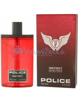 POLICE Instinct EDT 100 ml M