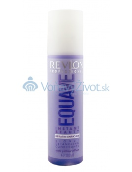 Revlon Professional Equave Blonde Detangling Conditioner 200 ml