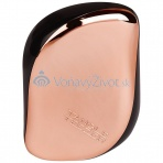 Tangle Teezer COMPACT Styler Black Rose Gold