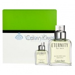 CALVIN KLEIN Eternity for Men Dárková sada 100ml M