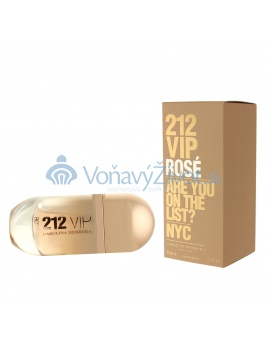 Carolina Herrera 212 VIP Rosé W EDP 80ml
