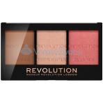 Makeup Revolution London Ultra Sculpt & Contour Kit 11g - C01 Ultra Fair
