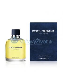 Dolce & Gabbana Pour Homme M EDT 75ml