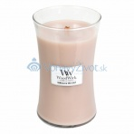 WoodWick dekorativní váza Vanilla Sea Salt 609,5g
