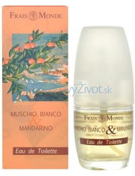 Frais Monde White Musk And Mandarin Orange W EDT 30ml