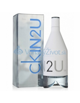 Calvin Klein In2u M EDT 150ml