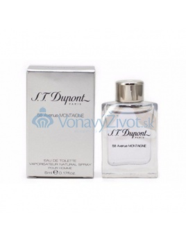 Dupont 58 Avenue Montaigne M EDT 5ml