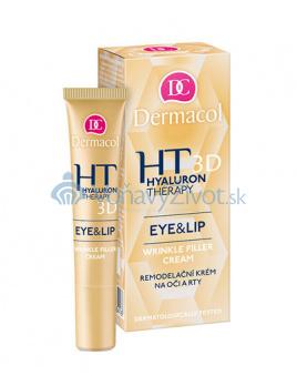 Dermacol Hyaluron Therapy 3D Eye & Lip Cream 15ml W