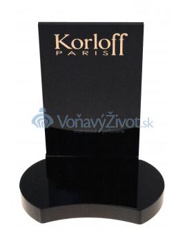 Korloff Tester Display 14x20cm In Love / Un Soir A Paris...