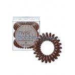 Invisibobble ORIGINAL gumičky do vlasů Pretzel Brown 3ks
