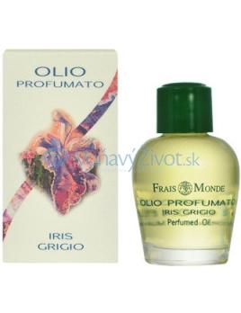 Frais Monde Iris Gray Perfumed Oil Parfémovaný olej 12ml W