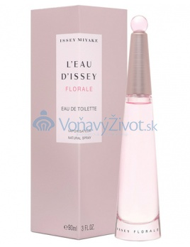 Issey Miyake L'Eau D'Issey Florale W EDT 50ml