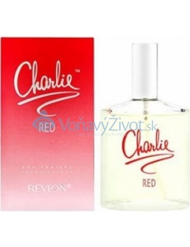 Revlon Charlie Red Eau Fraiche W EDT 100ml