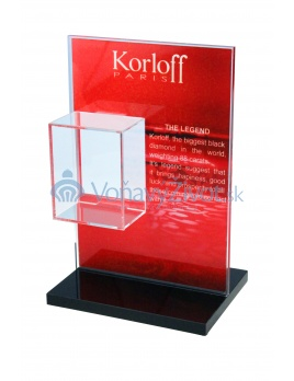 Korloff Diamond Display English