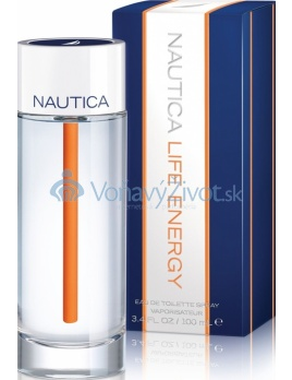 Nautica Life Energy M EDT 100ml