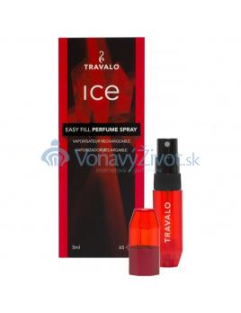 Travalo Perfume Pod Ice 65 Sprays - Red 5 ml