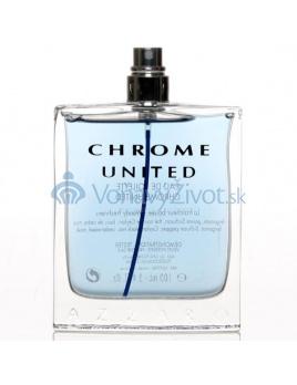 Azzaro Chrome United TESTER Toaletná voda 100ml M