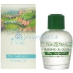 Frais Monde Musk And Mulberry Perfumed Oil Parfémovaný olej 12ml W