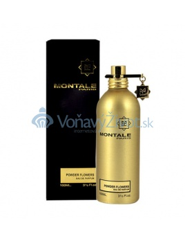 Montale Paris Powder Flowers Parfémovaná voda 100ml W