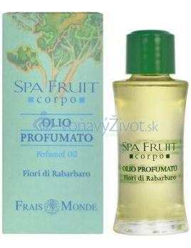 Frais Monde Spa Fruit Rhubarb Flower Perfumed Oil Parfémovaný olej 10ml W