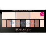 Makeup Revolution London Ultra Eye Contour Light & Shade 14g