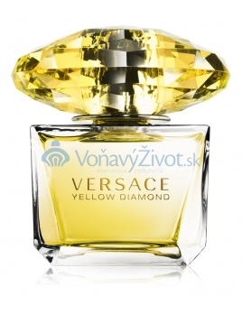 Versace Yellow Diamond W EDT 90ml TESTER