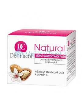 Dermacol Natural Mandlový Noční Krém 50ml W