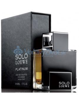 Loewe Solo Platinum M EDT 50ml
