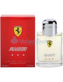 Ferrari Scuderia Ferrari Red M EDT 75ml