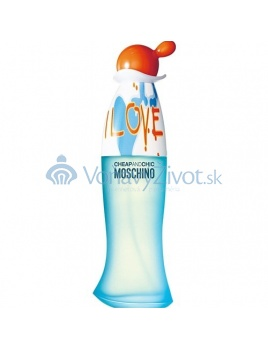 Moschino I Love Love W EDT 100ml TESTER