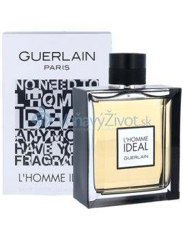Guerlain L'Homme Ideal M EDT 150ml