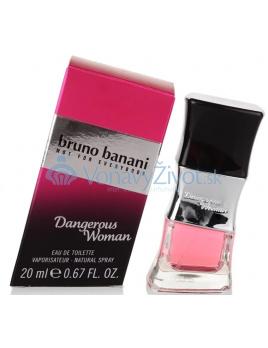 Bruno Banani Dangerous Woman W EDT 20ml